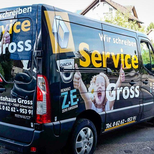 Service Bus Gross